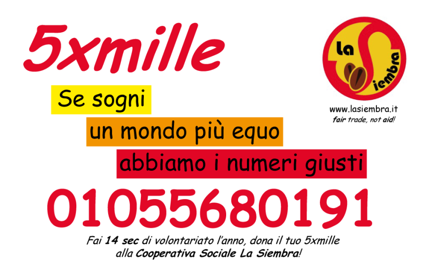 card 5xmille